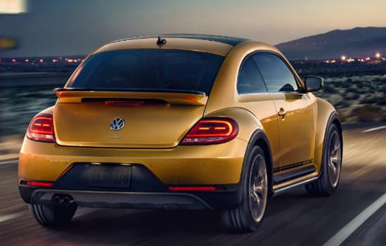 2018 Volkswagen Beetle Performance