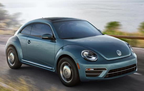 2018 Volkswagen Beetle Safety Features