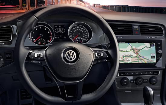 2018 Volkswagen Golf Alltrack Technology