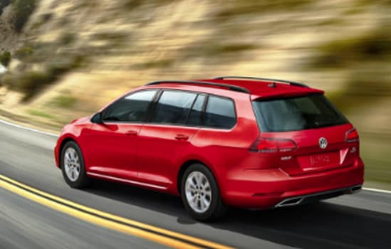 2018 Volkswagen Golf Sportwagen Performance