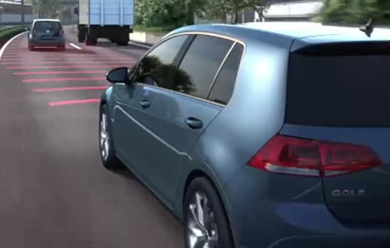 2018 Volkswagen Golf Sportwagen Safety Features