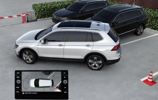 2018 Volkswagen Tiguan Safety Features