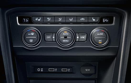 2018 Volkswagen Tiguan Technology