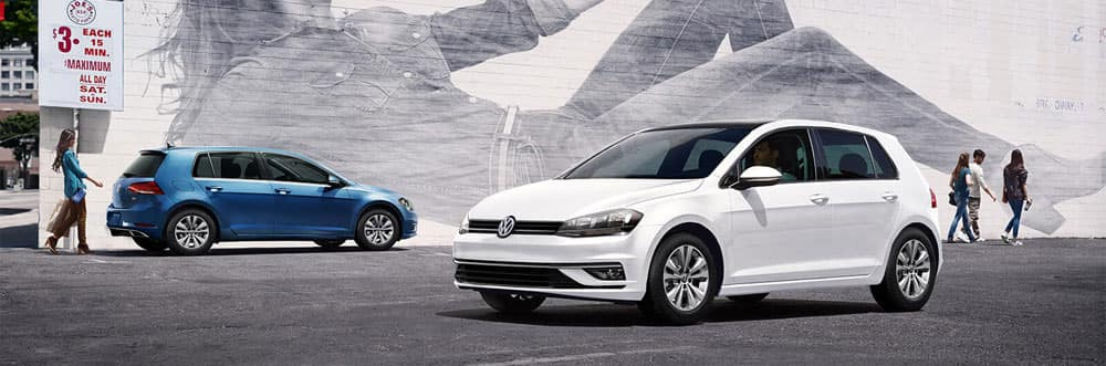 Volkswagen Golf Safety Specs