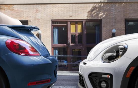2018 Volkswagen Convertible Beetle Safety Features