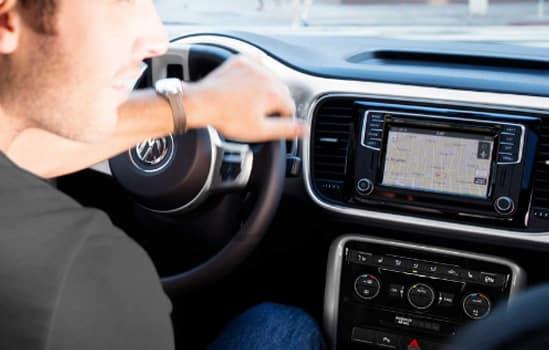 2018 Volkswagen Convertible Beetle Technology