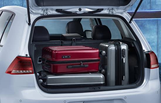 2018 Volkswagen e-Golf Interior
