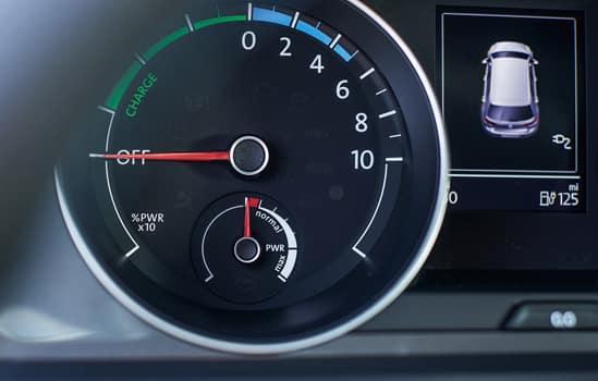 2018 Volkswagen e-Golf Performance