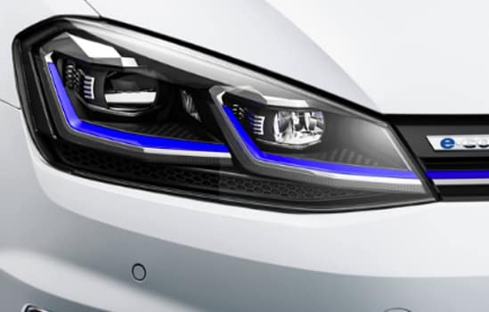 2018 Volkswagen e-Golf Safety Features