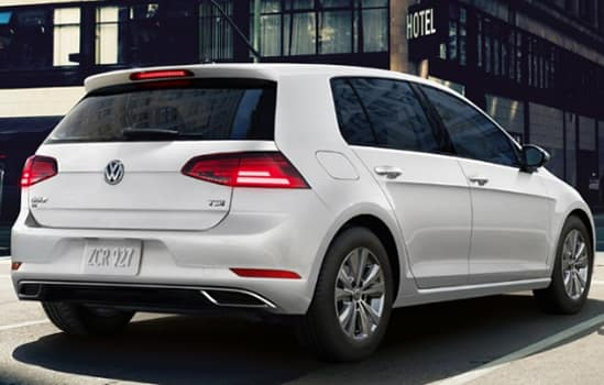 2018 Volkswagen Golf Performance