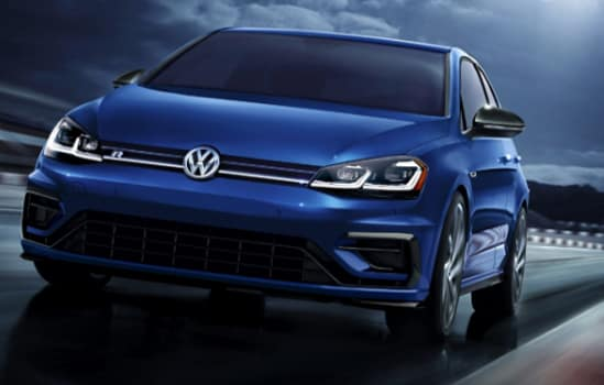 2018 Volkswagen Golf R Safety Features