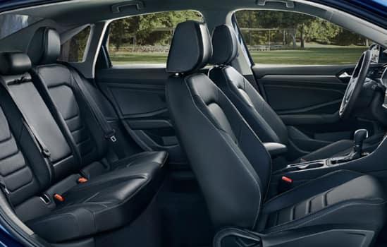 2018 Volkswagen Interior