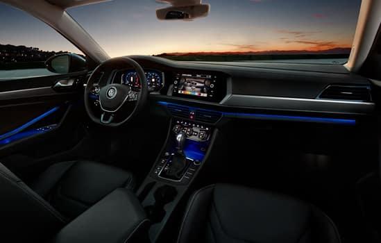 2019 Volkswagen Interior
