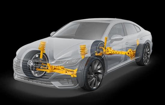 2020 Volkswagen arteon Performance