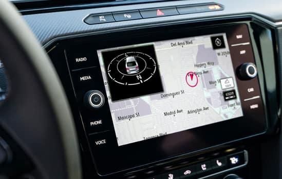 2020 Volkswagen arteon Technology