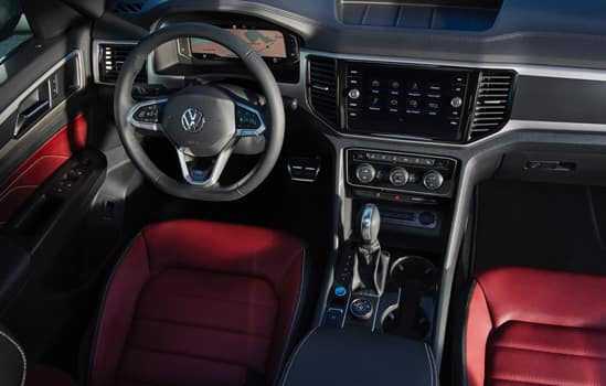 2020 Volkswagen Atlas Cross Sport Interior
