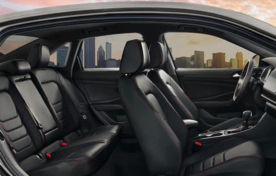 2020 Volkswagen GLI Interior