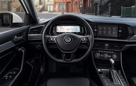 2020 Volkswagen Interior