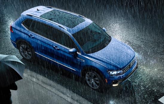 2020 Volkswagen Tiguan Safety Features