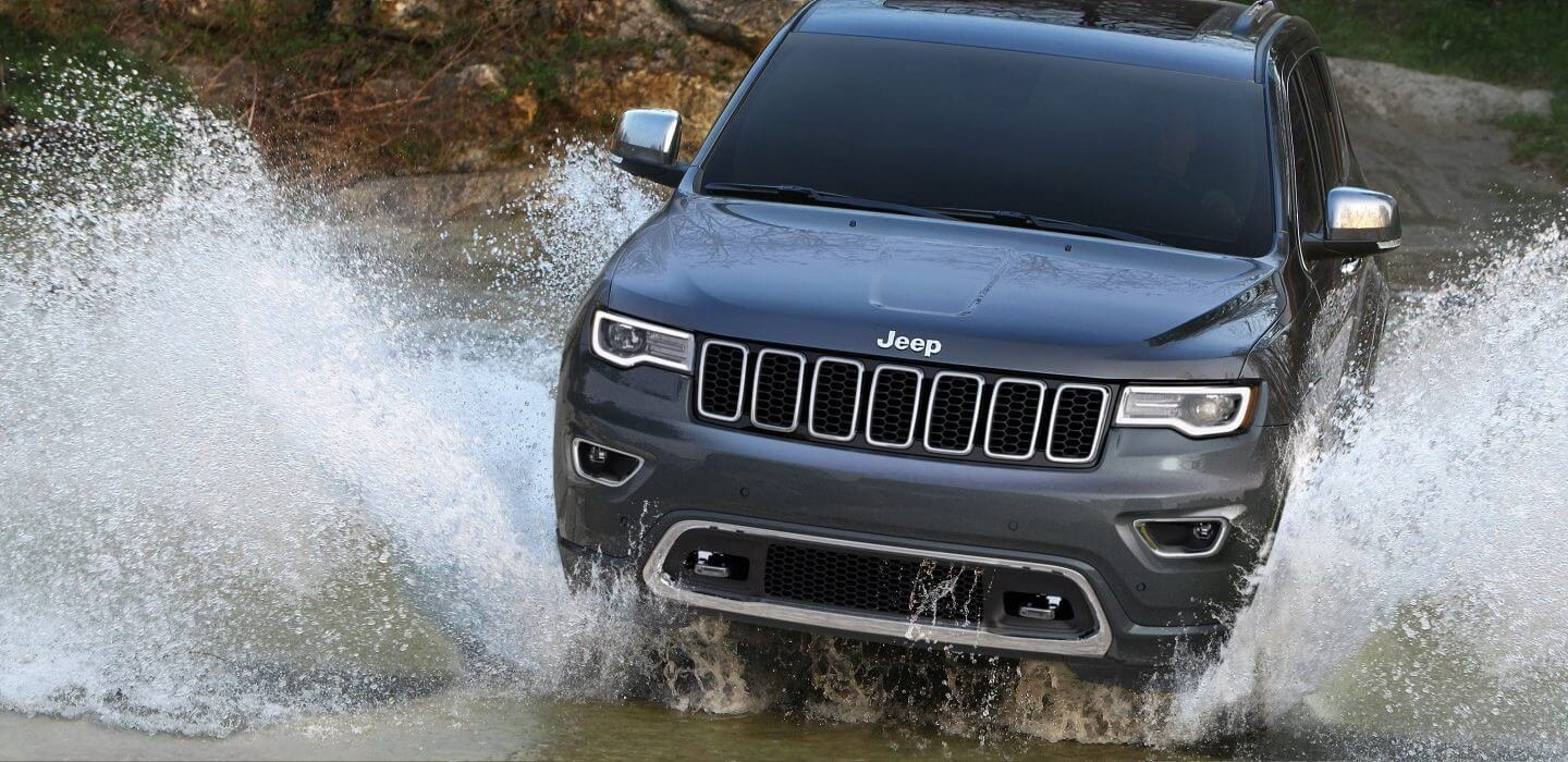 2017 Jeep Grand Cherokee Splash