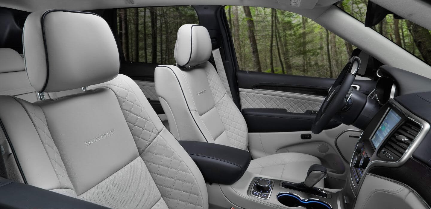 2017 Jeep Grand Cherokee Seats