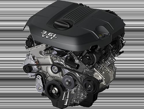 2017 Jeep Grand Cherokee Motor
