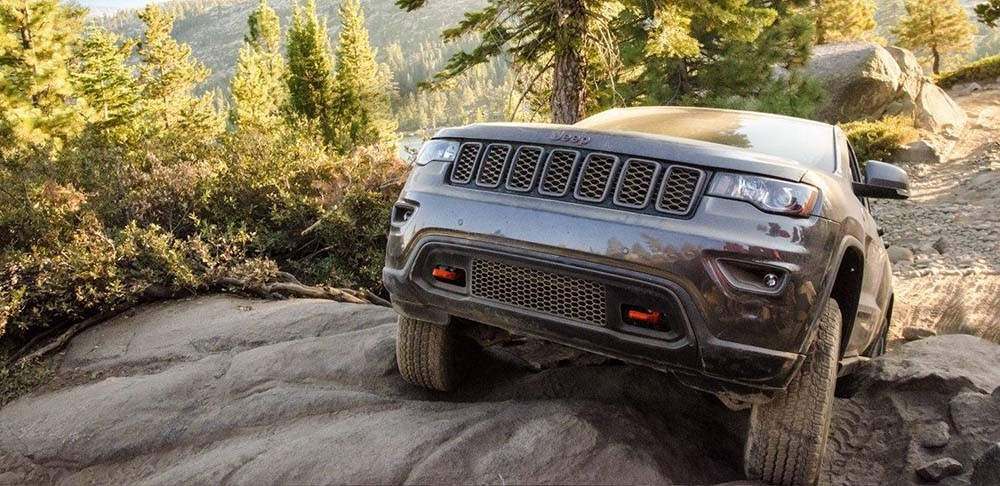 2017 Jeep Grand Cherokee Off Road