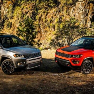 2018 Jeep Compass Pair