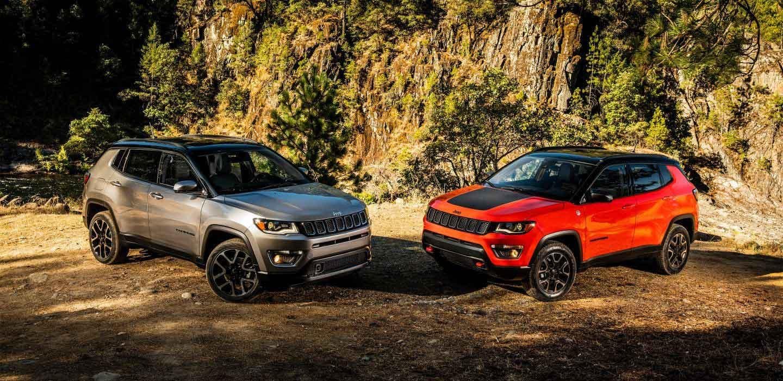 2018 Jeep Compass Pair