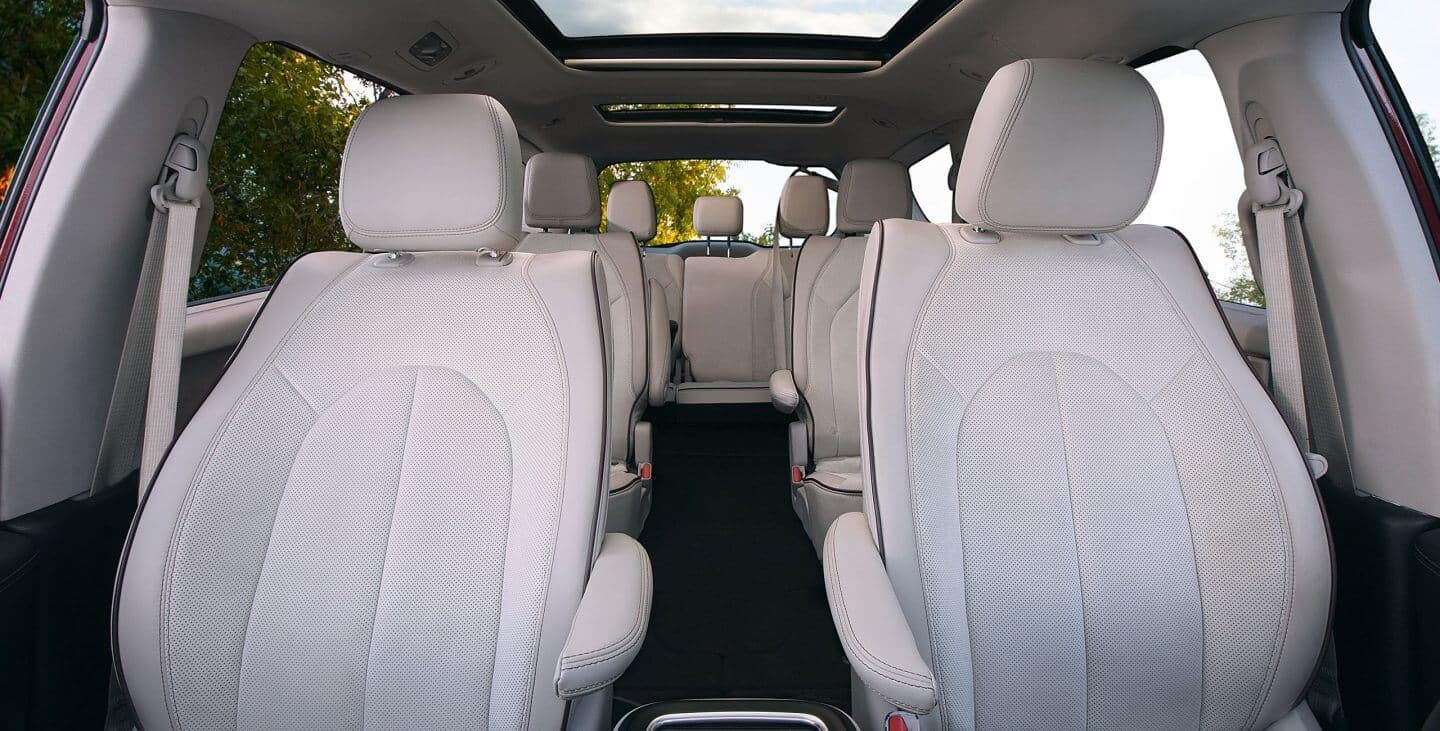 2018 Chrysler Pacifica Seats