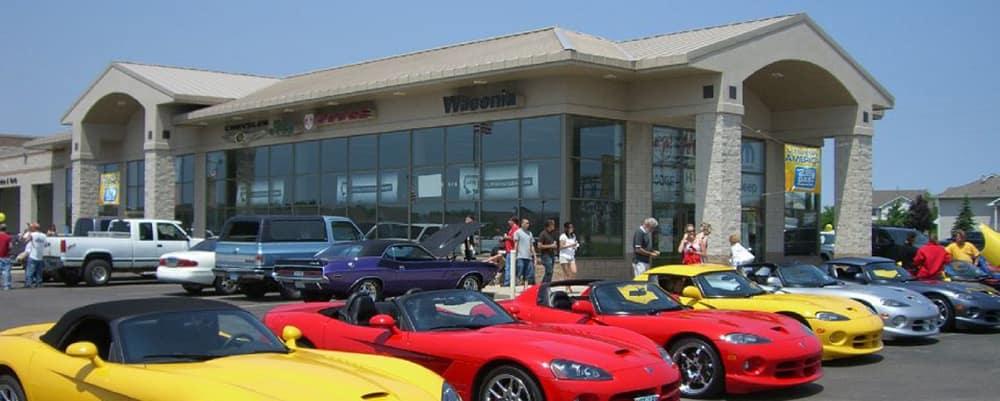 Waconia CDJR Dealership