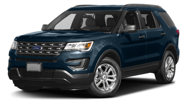 2017 Ford Explorer Compare
