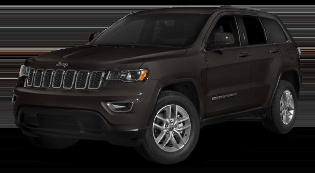 2017 Jeep Grand Cherokee Brown