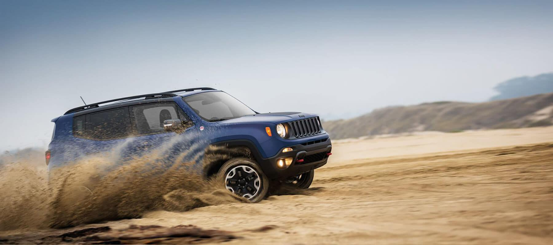 Jeep Renegade Dusty