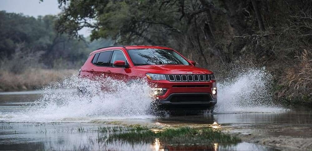 2018 Jeep Compass Splash