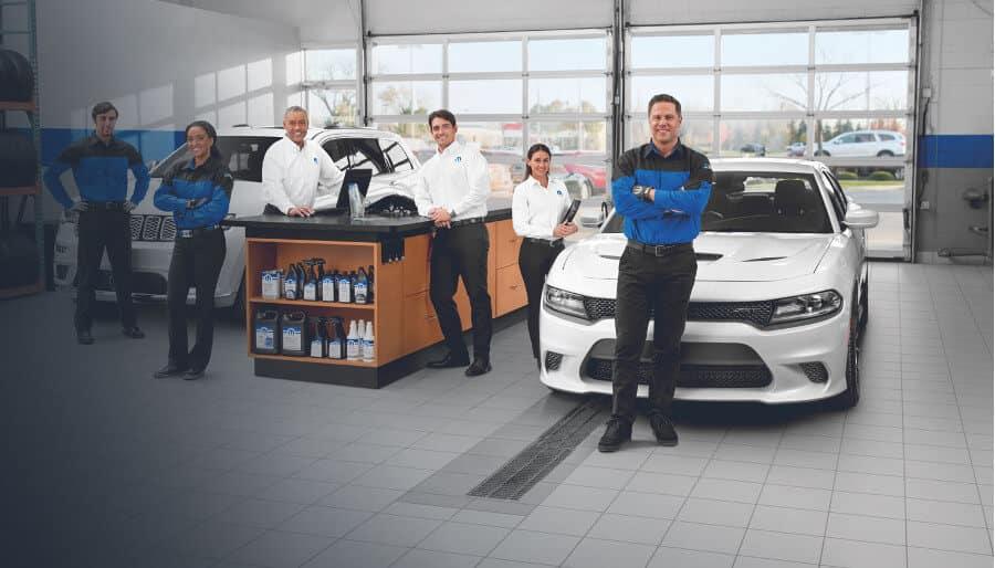 Mopar Dodge Service