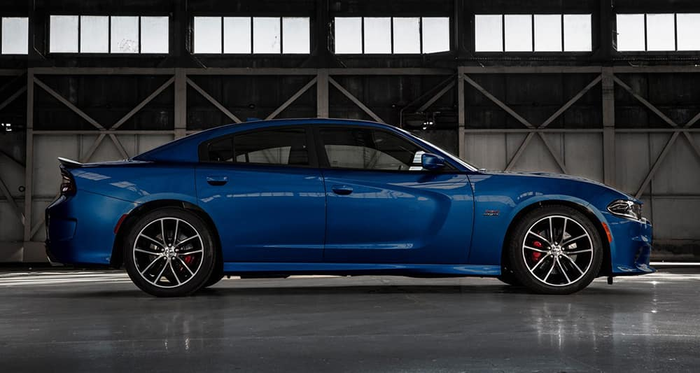 2018 Dodge Charger Indoors