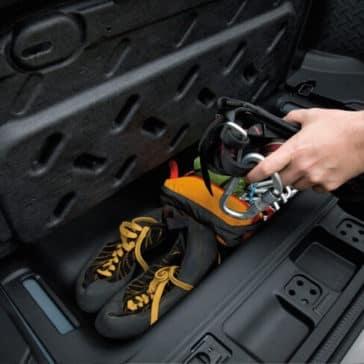 2018 Jeep Wrangler JK Cargo