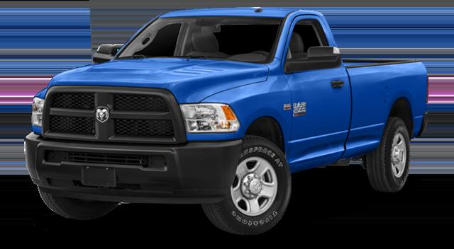 2018 Ram 2500 Compare