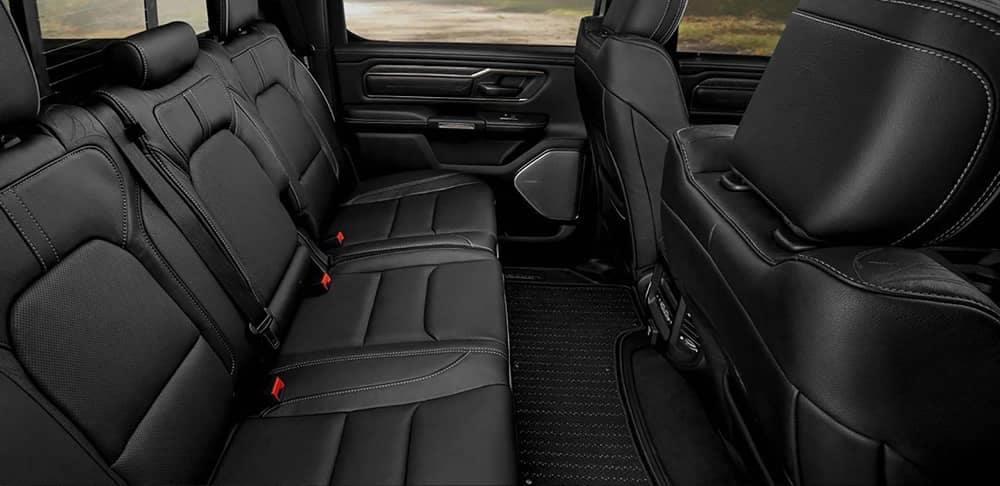 2019 Ram 1500 Seats
