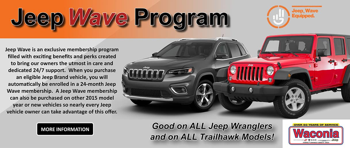 Jeep Wave Program