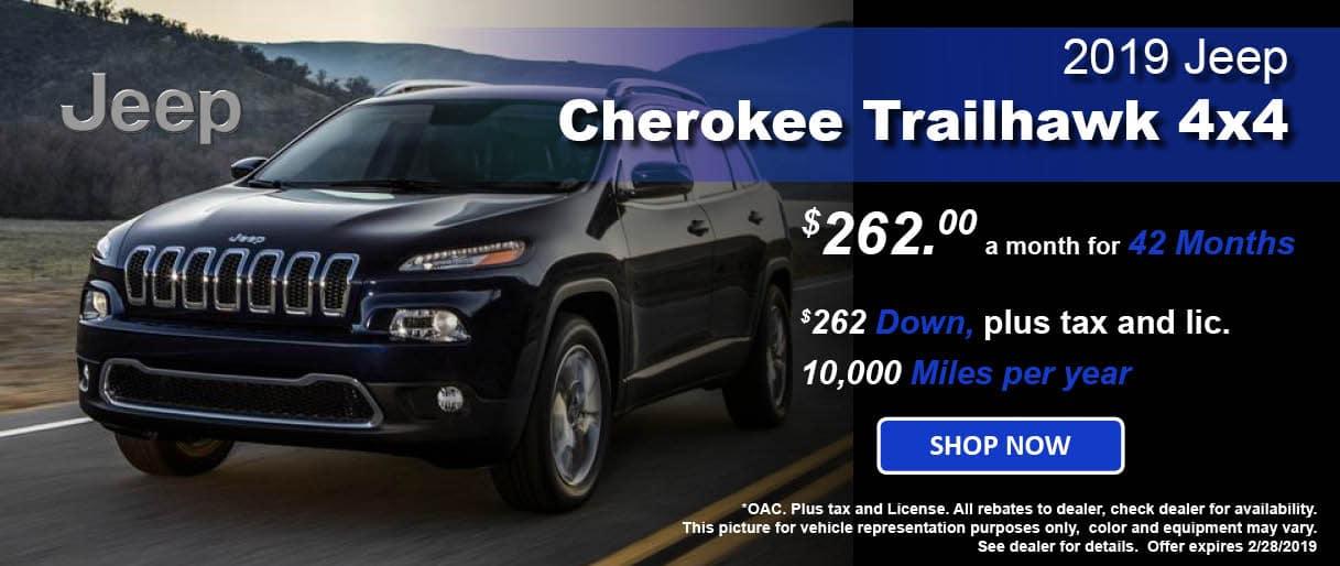 2019 Jeep Trailhawk