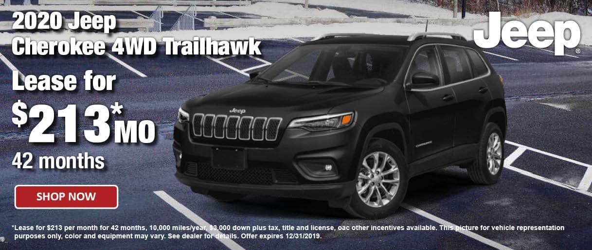 2020 Jeep Trailhawk
