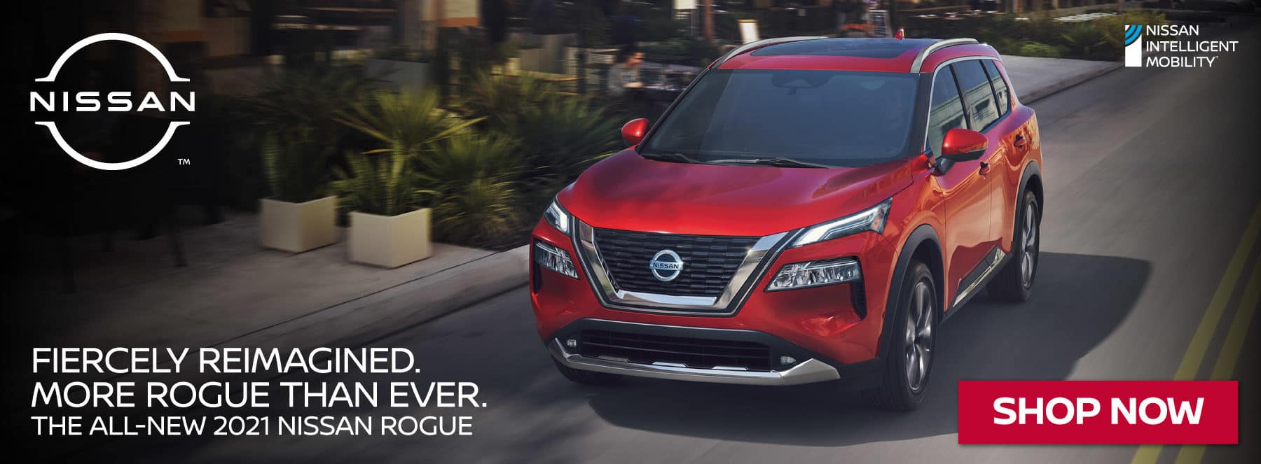 The All-New 2021 Nissan Rogue - SHOP NOW