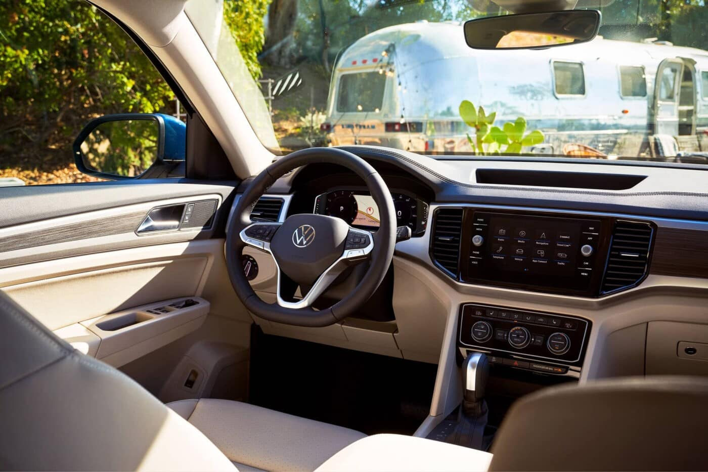 2021 Volkswagen Atlas Interior Dash