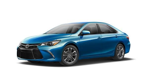 Lease a new 2017 Camry SE 4-Cyl for 36 Months @ $172/month and $1999 Due At Signing