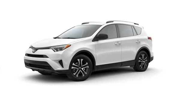 Lease a new 2017 Rav4 LE AWD for 36 Months @ $221/month and $1999 Due At Signing