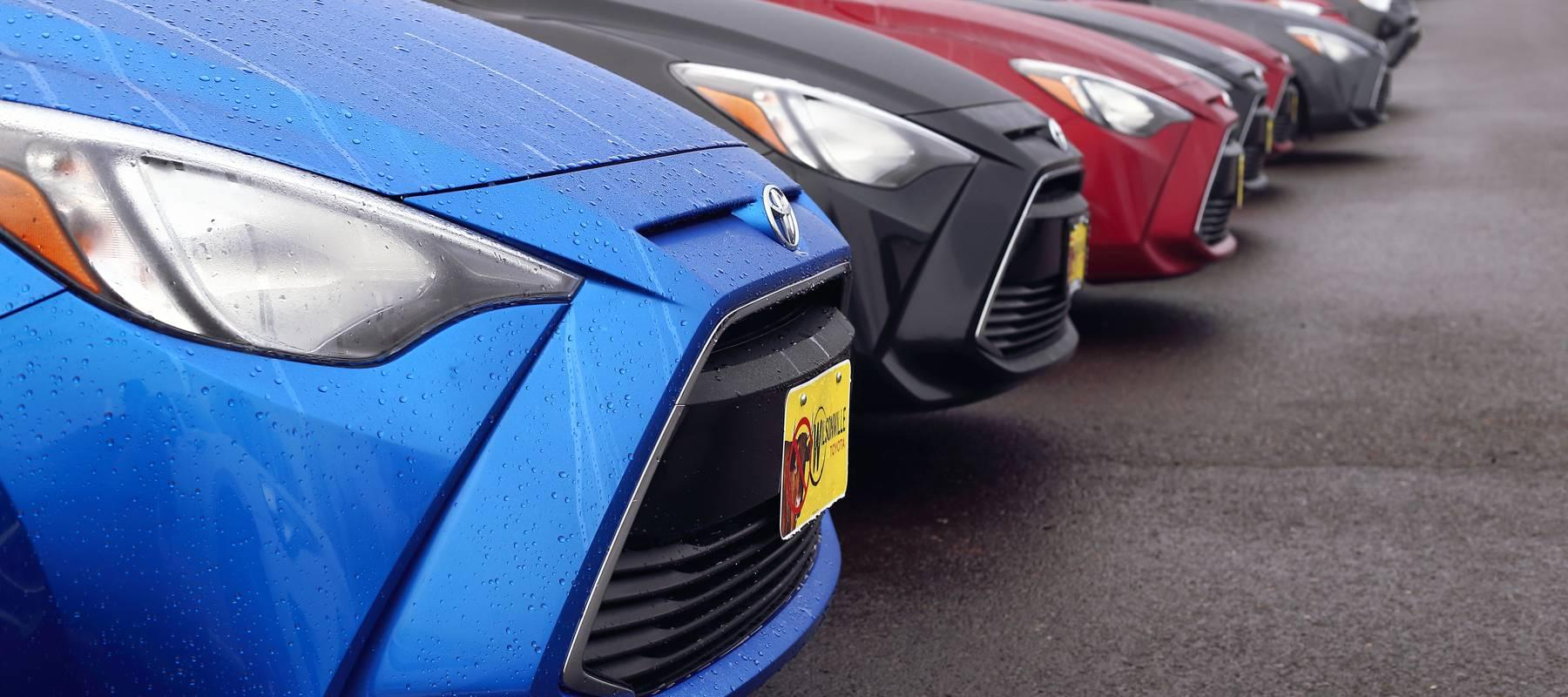 Top 5 Reasons to Buy a Used Car at Wilsonville Toyota