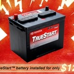 Wilsonville Toyota Battery Coupon