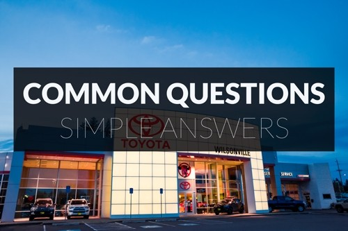 Common Questions Simple Answers